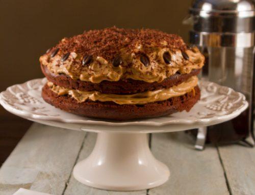 Chococcina Cake