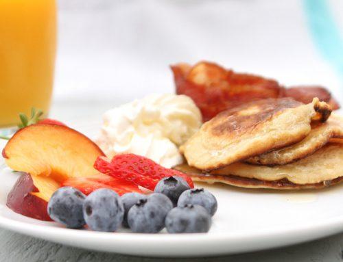 Tasty American Pancakes